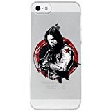 Silicone Gel Cover Case with Winter Soldier design for Iphone 5 5s SE (winsol02s)