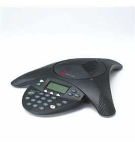 Polycom SoundStation 2 Non Expandable Analog Conference Phon