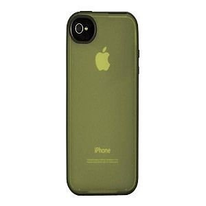 Belkin Essential 050 Case for Apple iPhone 4s (Yellow/Blacktop) (Iphone 4 Belkin Essential)