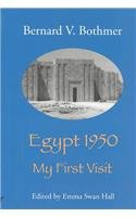 Download Egypt 1950: My first visit PDF