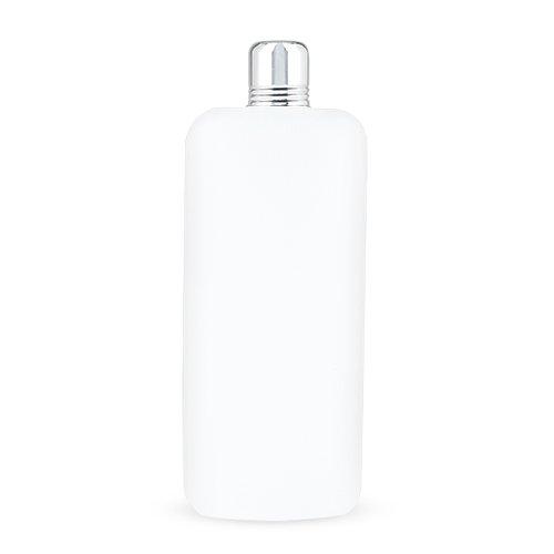 True 5196 Rogue 26 oz Plastic Flask, White from True