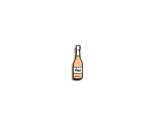 Rosé All Day Lapel Pin