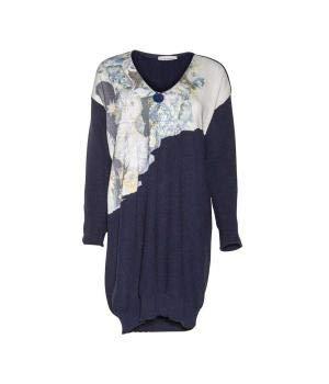 72ff2f706ca Elisa Cavaletti Robe Pull Long Valigia St EJW184081101  Amazon.fr   Vêtements et accessoires