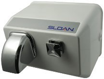 Sloan 3366010 Push Button Heavy Duty Hand Dryer