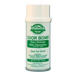 new car total release odor eliminatorDakota Car ODOR BOMB  Total Release Odor Eliminator  Air