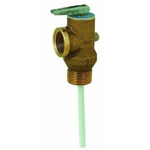 "Reliance Water Htr/state 9000071045 Temperature & Pressure Relief Valve 3/4"" by RELIANCE WATER HTR/STATE"