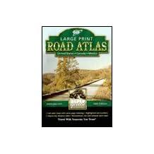 AAA Road Atlas 2002: Us/Canada/Mexico (AAA Road Atlas (Large Print))
