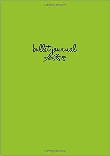 Amazon.com: Bullet Journal: Limone Notizbuch A5 Dotted ...