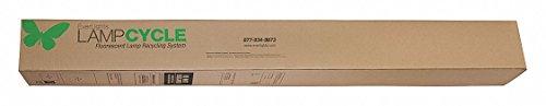 - Lamp Recycling Kit, 9 in. W, 97 in. L