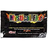 Mystical Fire Flame Colorant Vibrant Long-Lasting Pulsating Flame Color Changer for Indoor or Outdoor Use 0.882 oz. Packets 2 Pack (Mystical Flame)