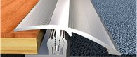 PROVARIO Anpassungsprofil eloxiert edelstahl 2-25 mm; 1 Meter lang 34,99 EUR