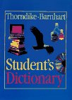 img - for Thorndike-Barnhart Student's Dictionary book / textbook / text book