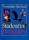Thorndike-Barnhart Student Dictionary, , 0062701606