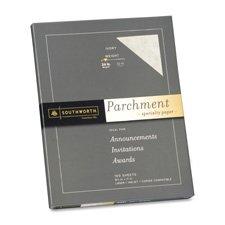 - Fine Parchment Paper, 24lb., 8-1/2
