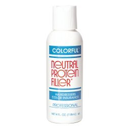 Colorful Products Neutral Protein Filler 4 oz.