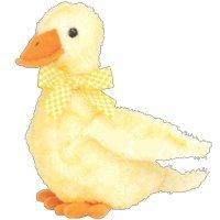 Beanie Baby Duck - 6