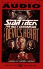 img - for The Devil's Heart (Star Trek: The Next Generation) [ABRIDGED] book / textbook / text book