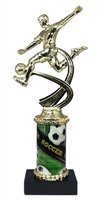 Soccer Column Trophys Trophies - 3