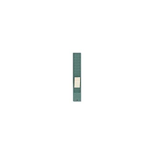 Acroprint Style 176 Green Metal Time Card Rack
