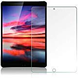 [2 Pack] iPad 6th Generation Screen Protector [ Tempered Glass ] [ Bubble-Free ] [ Anti-Scratch ], Compatible with iPad 5th Generation/iPad Pro 9.7 / iPad Air 2 / iPad Air for Apple iPad 9.7 inch (Broken Ipad Screen)