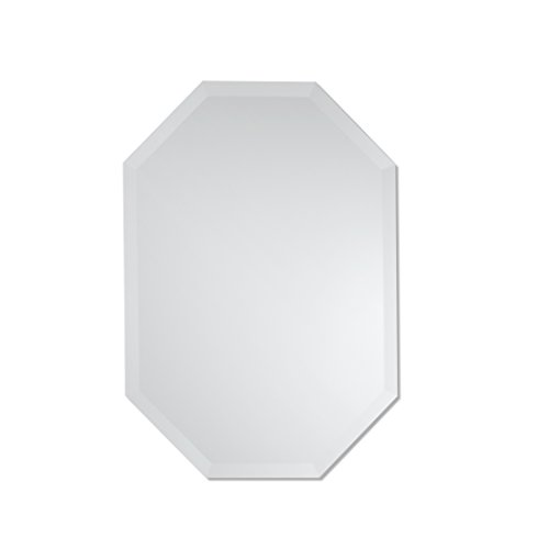 frameless beveled mirror. Octagon Mirror | Frameless Beveled Bathroom, Vanity, Bedroom (20-