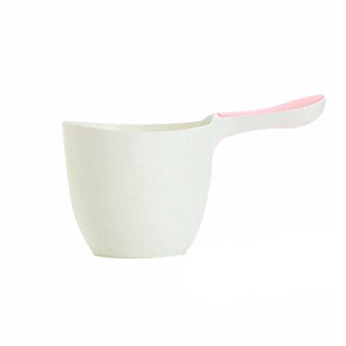 (Swovo Baby Bath Waterfall Rinser Head Washing Tear-Free Shampoo Rinse Cup Baby Tub Fun Time)