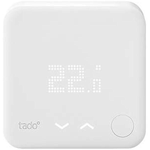 Tado° - Pack Duo, Cabezal Termostático Inteligente, Accesorio para ...
