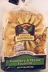 Canyon Bakehouse Rosemary and Thyme Focaccia Bread 16oz. (Pack of 3) (Gluten Free Focaccia Bread)
