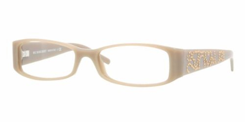 Eyeglasses Burberry BE2089 3047 CUTTLEFISH TRANSLUCENT DEMO LENS