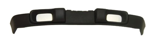 (OE Replacement Chevrolet S10 Front Bumper Deflector (Partslink Number)