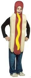 [Hot Dog Costume - Medium] (Hot Dog Costume Women)