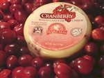 (Cheddar Cheese - Aged Cheddar Cheese w/Cranberries 8)