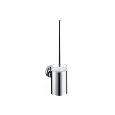 Hansgrohe E and S Accessories Toilet Brush with Holder