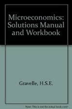 microeconomics solutions manual and book by hugh gravelle rh thriftbooks com