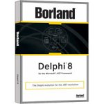 Borland Delphi 8 Professional Upgrade From Delphi 7