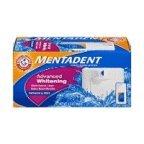 Mentadent Whitening Fluoride Toothpaste Pump - 3.5 oz ()