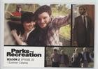 Summer Catalog (Trading Card) 2013 Press Pass Parks and Recreation Seasons 1-4 - [Base] -