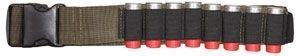 Fox Outdoor Products Military Tactical Shotgun Shell Bandolier Belt, Olive Drab