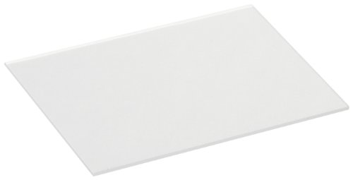 Corning 2947-75X50 Soda Lime Glass Plain Microscope Slide, 75mm Length x 50mm Width x 0.90-1.10mm Thick (10 Boxes of Approx. 72 each) by Corning