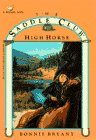 book cover of High Horse