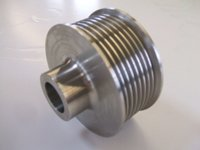 Supercharger Pulley - 4.2 Upgraded Supercharger Pulley: