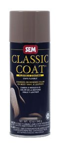 SEM 17263 Classy Gray Classic Coat - 12 oz.