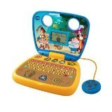 VTech Jake and the Never Land Pirates Treasure Hunt Learning Laptop (Voices Of Jake And The Neverland Pirates)