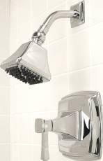premier union square shower faucet with valve chrome model no