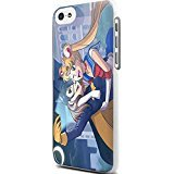 [Sailor Moon and Bat Women Selfie for Iphone and Samsung Galaxy Case (iPhone 5C white)] (Female Tv Characters Costumes)