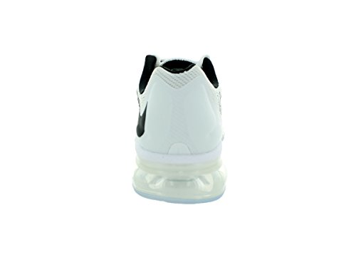Nike Basses Mixte 2015 Max Black White Enfant Air rqUPt6Wr