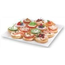 Pinnacle Foods Lenders Plain Sliced Bagelettes, 0.9 Ounce - 144 per case.