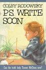 P. S. Write Soon, Colby Rodowsky, 0374460329