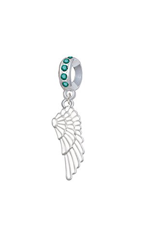 Enamel Angel Charm - 6