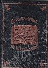 Duncan's Masonic Ritual and Monitor, Malcolm C. Duncan, 0679509798